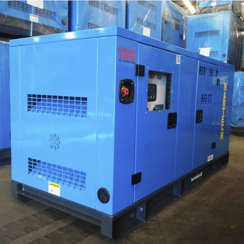 Genset Distribution